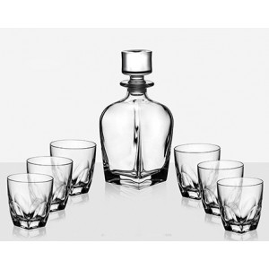 Whiskey Set Diamante