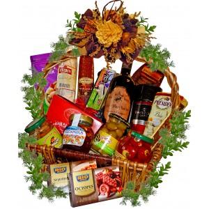 Many Thanks Gourmet Basket