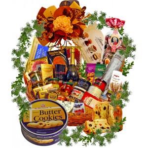Best of the best gourmet basket