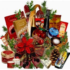 Рог на изобилието - Кошница за Коледа с лакомства