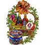 Best wishes basket