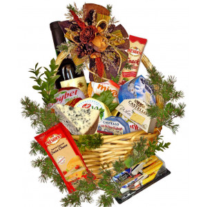 Special cheese basket