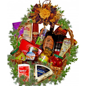 Many Thanks Gourmet Basket