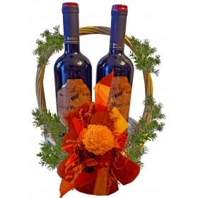 Класически дует - Кошница с вино