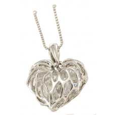 Nataly - Heart shape necklace