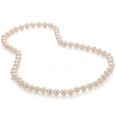 Mother of pearls - White Pearl Necklace