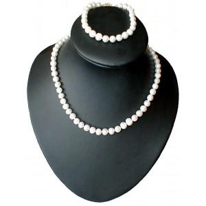 Leila-  Jewelry, pearls