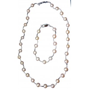 Eveline - Jewelry, pearls
