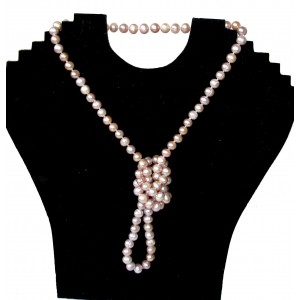 Margot # 2 - Jewelry, pearls