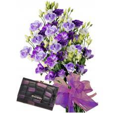 Claudia # 4 - Bouquet and  Ladies Wallet Fantasy