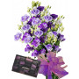 Claudia # 4 - Bouquet and  Ladies Wallet Fantasy