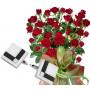 Saskia # 9 - Roses bouquet and Cufflinks