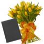 Giselle # 7 - Tulips & Organizer Pierre Cardin