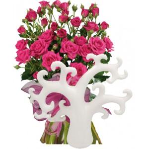 Unique Gift Idea # 4 - Roses & Gift