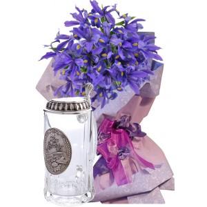 Irises # 3 Flowers and Gift
