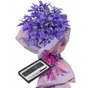 Irises # 2 - Flowers and Gift