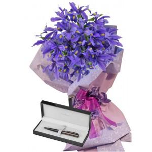 Irises # 1 - Flowers and Gift
