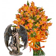 Emma # 3 - Bouquet and Guardian Angel - Veronese