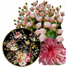 Alexa # 7 - Roses & Desert Plate