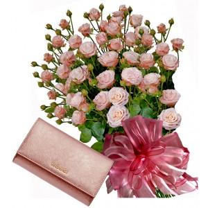Alexa # 9 - Roses & Ladies purse