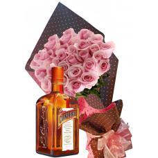 Make Her Smile - Roses & Liqueur
