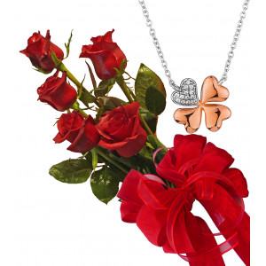 Roses and Pendant Elis