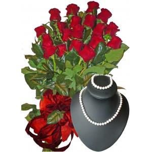 Романтична рапсодия - Рози и перли