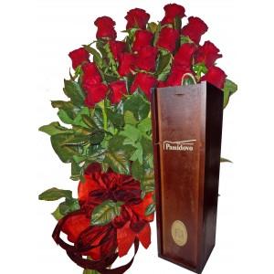 Амброзия - Рози и отлежала гроздова