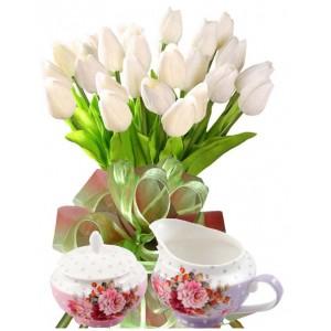 Бианка # 2 - Цветя и подарък