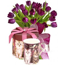 Агата # 2 - Цветя и Чаша