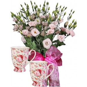 Алисън # 2 - Цветя и подарък