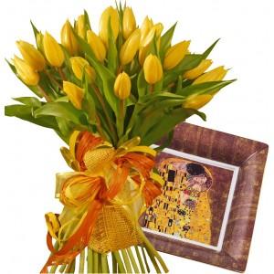 Жизел # 3 - Цветя и Чиния порцелан
