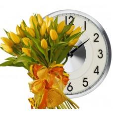 Жизел # 2 - Цветя и Стенен часовник