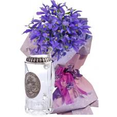 Ириси # 3 - Цветя и подарък