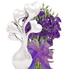 Габриела # 2- Цветя и подарък