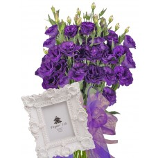 Габриела # 3 - Цветя и рамка за снимки