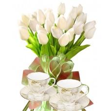 Бианка # 3 - Цветя и подарък