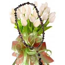 Бианка # 6 - Цветя и Огърлица