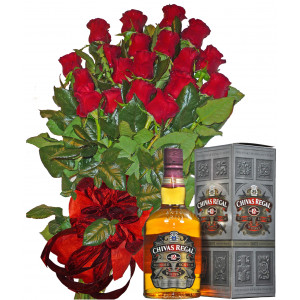 Something special - Roses and whiskey