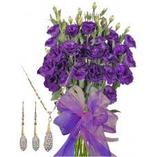 Gabriella # 4 - Flowers and Jewelry set