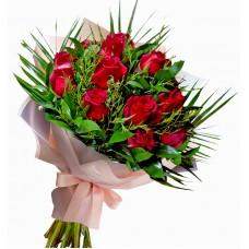 Жулиета - Букет от рози