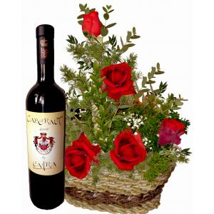 Because I Love You - Roses and gifts