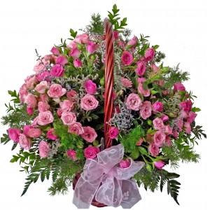 Jaquline - Rose Basket