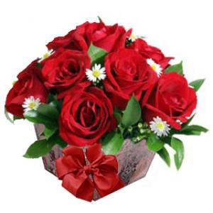 Чиста любов - Аранжировка с рози