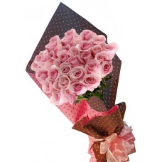 Pretty in pink - Rose bouquet