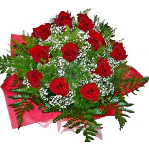 J*ADORE - Roses bouquet