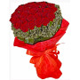 Romantic Red - Rose Bouquet