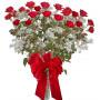 Минерва - Рози във ваза