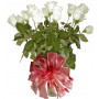 Аляска - Рози във ваза
