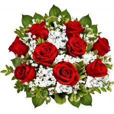 Букет Наслада - Букет от рози